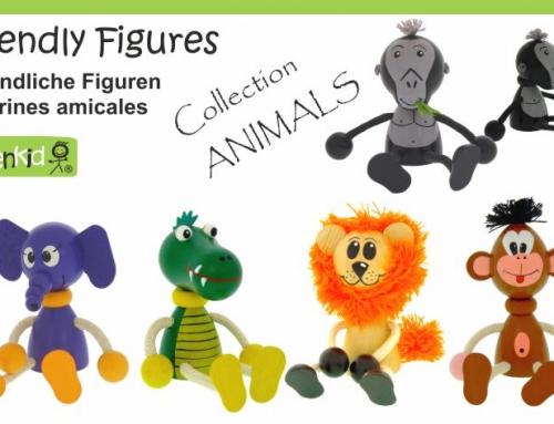 Figurines en bois – Petits animaux