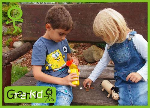 Greenkid - jouets en bois et décoration pour une chambre d´enfant. Tirelires en bois pour les filles et les garçons Pipi et cheval. La fabrication tchѐque de jouets en bois de haute qualité Abafactory.